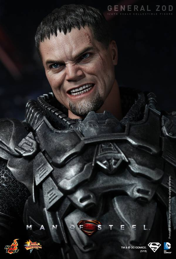 Man of Steel General Zod hot toys 13