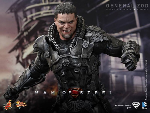 Man of Steel General Zod hot toys 9
