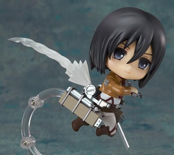 Nendoroid Mikasa Ackerman