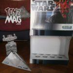 Présentoir de brosse à dents GUM en forme de Destroyer Impérial Star Wars