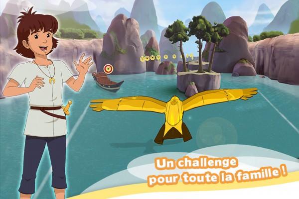 Le jeu officiel des Mystérieuses Cités d'Or, Vol du Condor temporairement GRATUIT