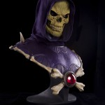 Buste Skeletor taille réelle