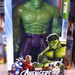 HULK Avengers Titan eclate les rayons jouets