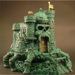 Un kit d'accessoire pour le Castle Grayskull d'Icon Heroes