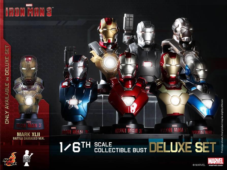 hot toys iron man buste 1