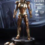Iron Man 3 : Hot Toys – Summer Exclusive – Midas (Mark XXI)