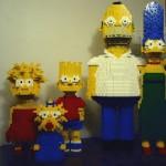 LEGO : rumeurs autour des jouets The Simpsons