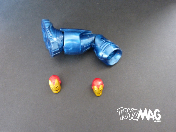 marvel legends hasbro iron man classic 1