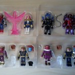 Marvel Minimates : packaging de la série 50