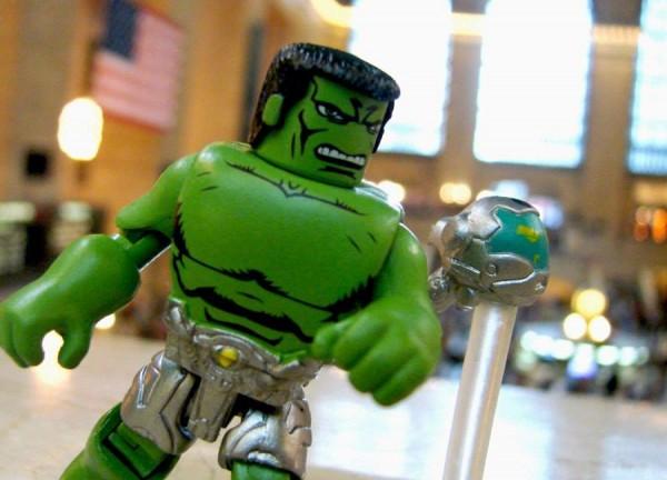 marvel minimates series 16 tru marvel now indestructible hulk