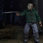 NECA : des figurines rétro de Jason et de Freddy