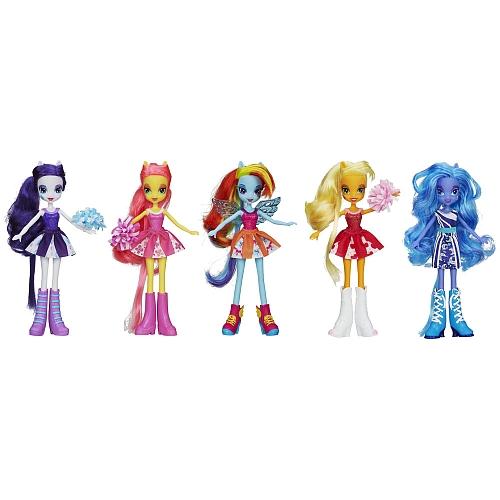 MY LITTLE PONY - Equestria Girls