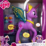 My Little Pony Princesse Twilight Sparkle électonique