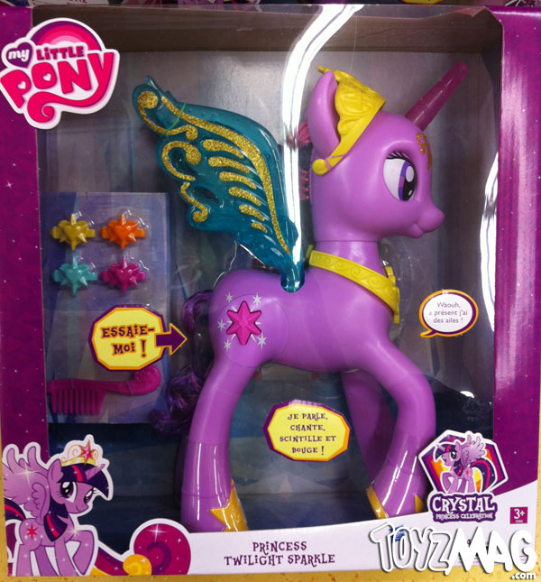 mlp twilight sparkle electronique