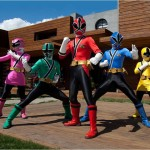 Power Rangers Samouraï arrive en DVD le 3 septembre