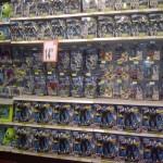 Les jouets Max Steel en rayon