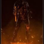 Terminator 2 : T-800 Premium Format Sideshow en images