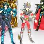 Review Saint SEiya Myth Cloth EX Dragon v2
