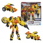 Transformers – Generations – SandStorm – Voyager Class, Hasbro