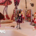 Ever After High les poupées arrivent en France, toutes les infos