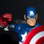 Marvel Legends : Ultimate Captain America par Hasbro
