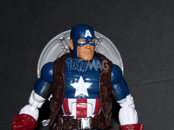 Marvel legends captain america ultimate Toyzmag 2