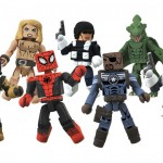 Marvel Now : série 51 Marvel Minimates dispo