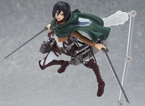 Mikasa Ackerman figma