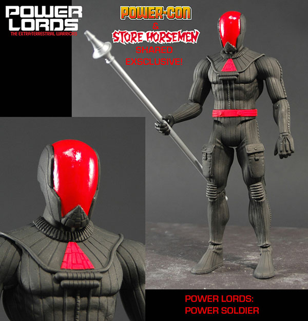 Power-Con POWER SOLDIER Power Lords exclu
