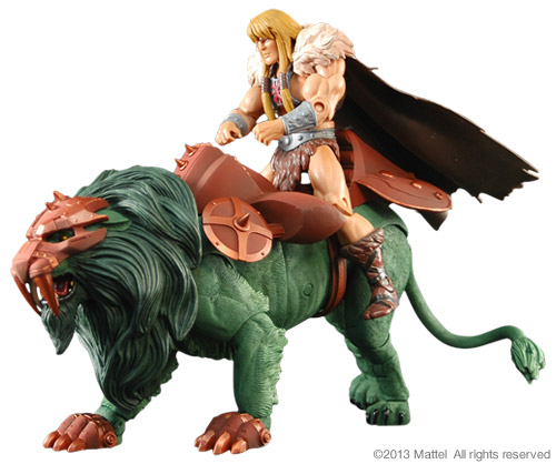 Battle Lion MOTUC 2014