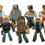 Walking Dead Minimates : la série 4 dispo