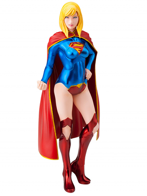 Supergirls NEw 52