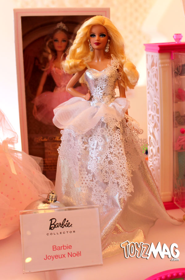 barbie collector Barbie Joyeux Noël / Mattel