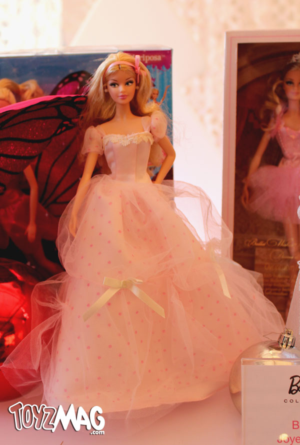 barbie collector Barbie Joyeux Anniversaire / Mattel
