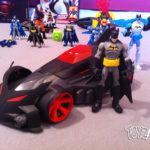 Batman sera également dans les rayons pour Noël