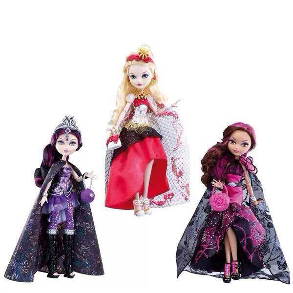 ever after high legacy day