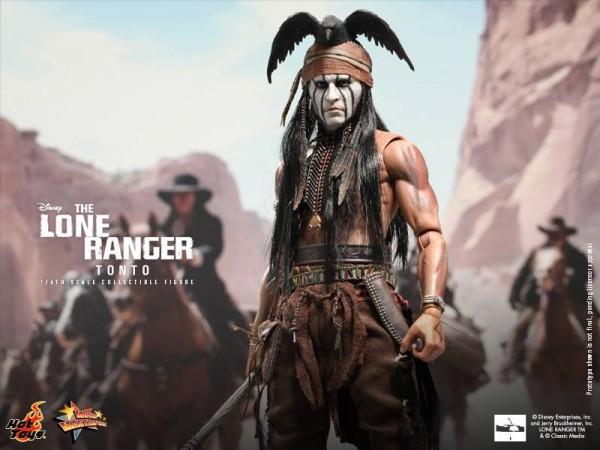 hot toys lone ranger tonto 1