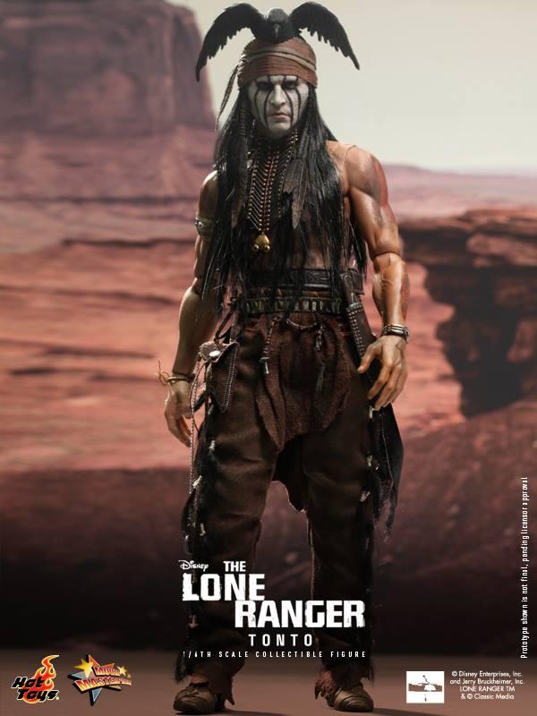 hot toys lone ranger tonto 4