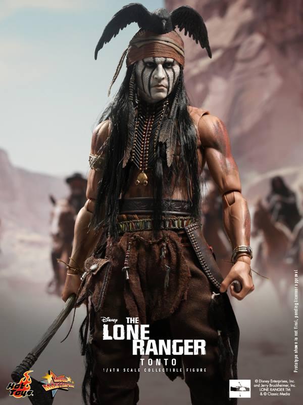 hot toys lone ranger tonto 6