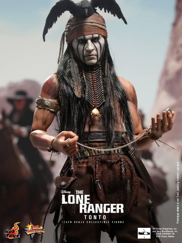 hot toys lone ranger tonto 9