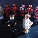 Marvel Minimates : Iron Man Hall of Armor