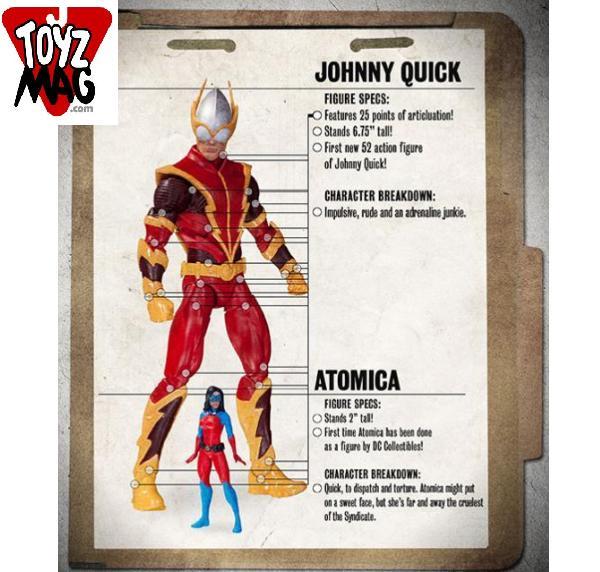 johnny quick dc new 52