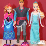 La Reine de Neiges les poupées Disney par Mattel