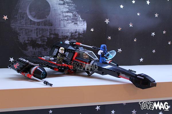 lego STAR WARS noel 2013