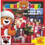 Noel 2013 : le catalogue Maxi Toys