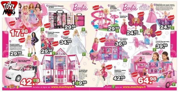 maxi toys barbie