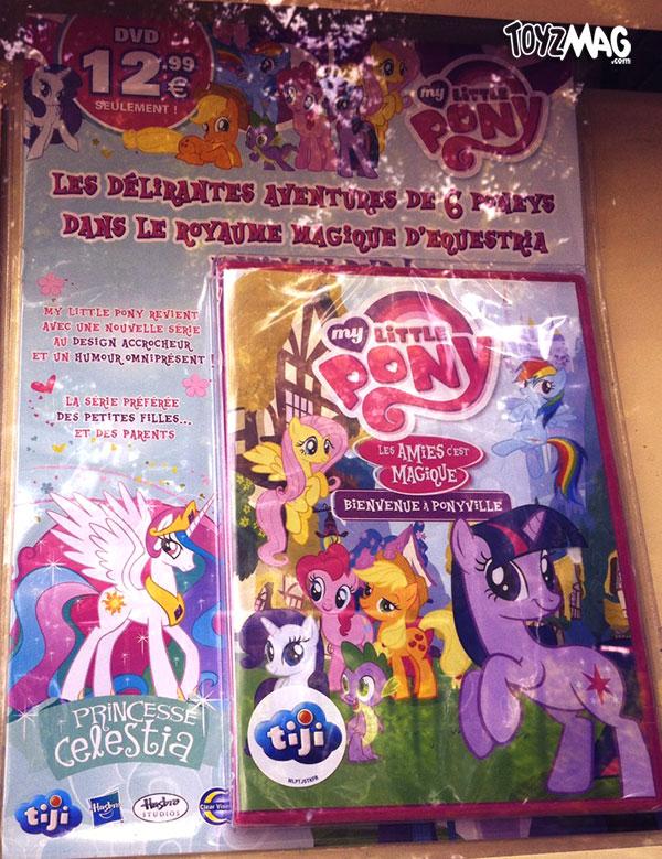 my little pony DVD français