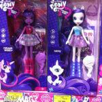 Les poupée My Little Pony Equestria Girls en magasin