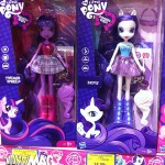 Les poupée My Little Pony Equestria Girls en magasin
