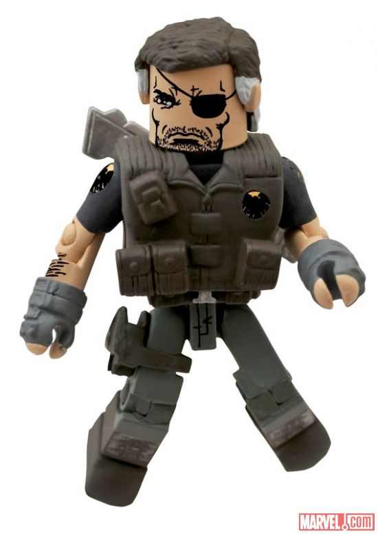 nick fury age of ultron minimates